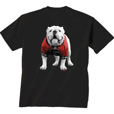 Georgia Bulldogs Uga Mascot Comfort Colors T-Shirt