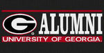 UGA Georgia Bulldogs Alumni Decal Sticker