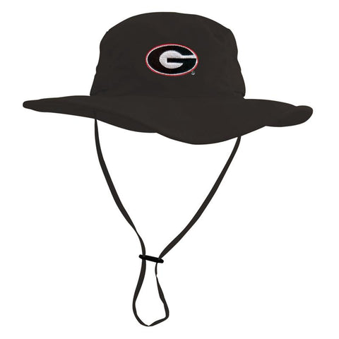 UGA Georgia Bulldogs Boonie Hat - Black
