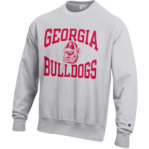 UGA Georgia Bulldogs Champion Reverse Weave Sweatshirt
