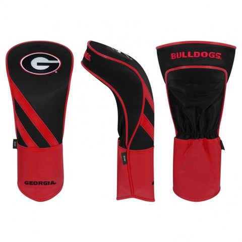 UGA Georgia Bulldogs Golf Driver Headcover