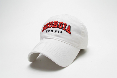 Georgia Tennis Legacy Cap - White