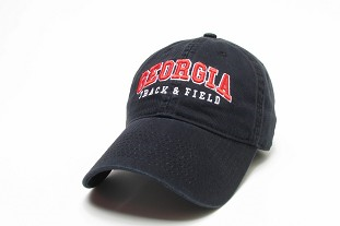 Georgia Track and Field Legacy Cap - Black