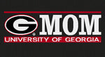 UGA Mom Decal Sticker