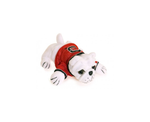 UGA Georgia Bulldogs Small Plush bean Bulldog
