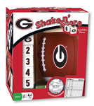 UGA Georgia Bulldogs Shake n Score Dice Game