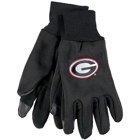 UGA Wincraft Technology Gloves