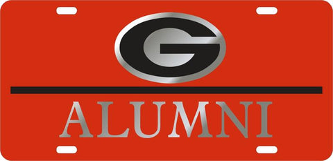 UGA Georiga Alumni Car Tag