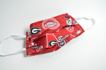 UGA Cloth Face Mask #4