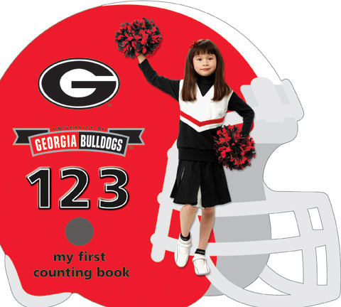Georgia Bulldogs 123 Counting Book