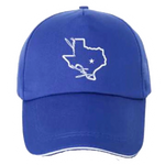 Texas Morgan Leigh Hat - ROYAL BLUE