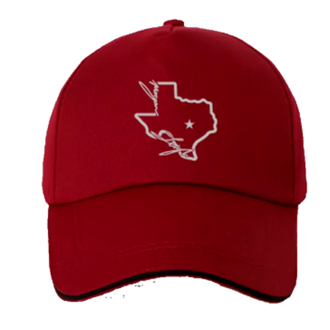 Texas Morgan Leigh Hat - MAROON