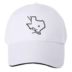 Texas Morgan Leigh Hat - WHITE