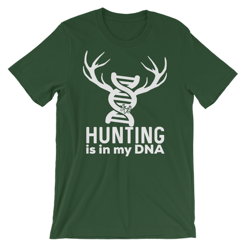 Hunting DNA: T-Shirt