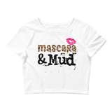 Mascara & Mud Crop Top