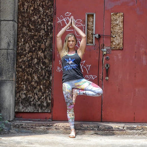One on One Online Yoga 60 Minutes Sessions - 12 sessions/Month (Subscription Discount) - Damn Serenity Athletics