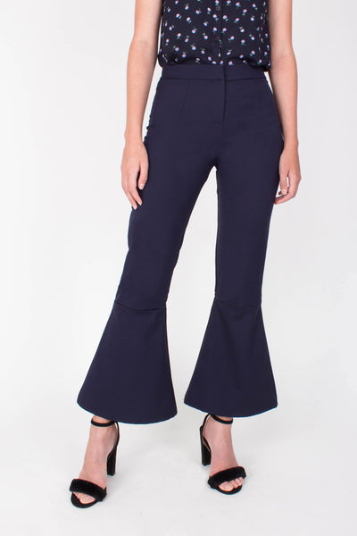 Hope Bell Pants (Navy)