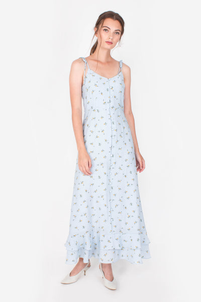 Aspire Maxi Dress (Blue)