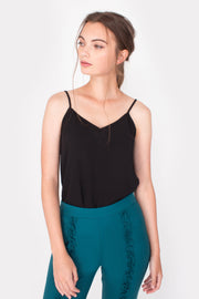 Breeze Cami Top (Black)