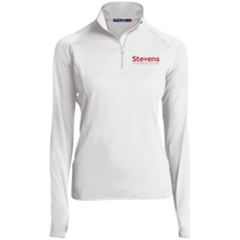 Load image into Gallery viewer, Womens 1/2 Zip Performance Pullover