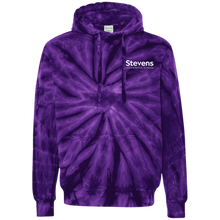 Load image into Gallery viewer, Adult Tie-Dyed Pullover Hoodie (available in two colors)