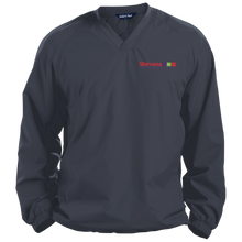 Load image into Gallery viewer, Pullover V-Neck Windshirt (available in 2 colors)