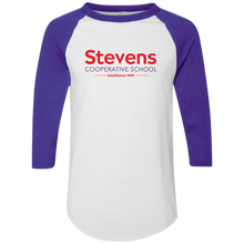 Load image into Gallery viewer, Adult Colorblock Raglan Jersey (available in 2 colors)