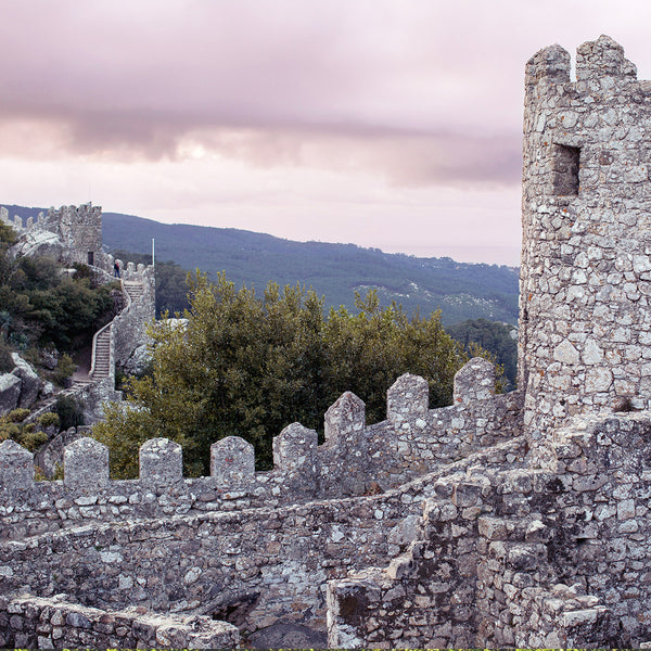 Destination Details: Castle of the Moors, Sintra, Lisbon