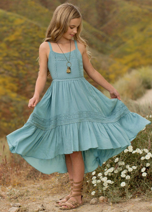 *NEW* Adelaide Dress in Teal