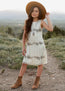 Alivia Dress in Silver