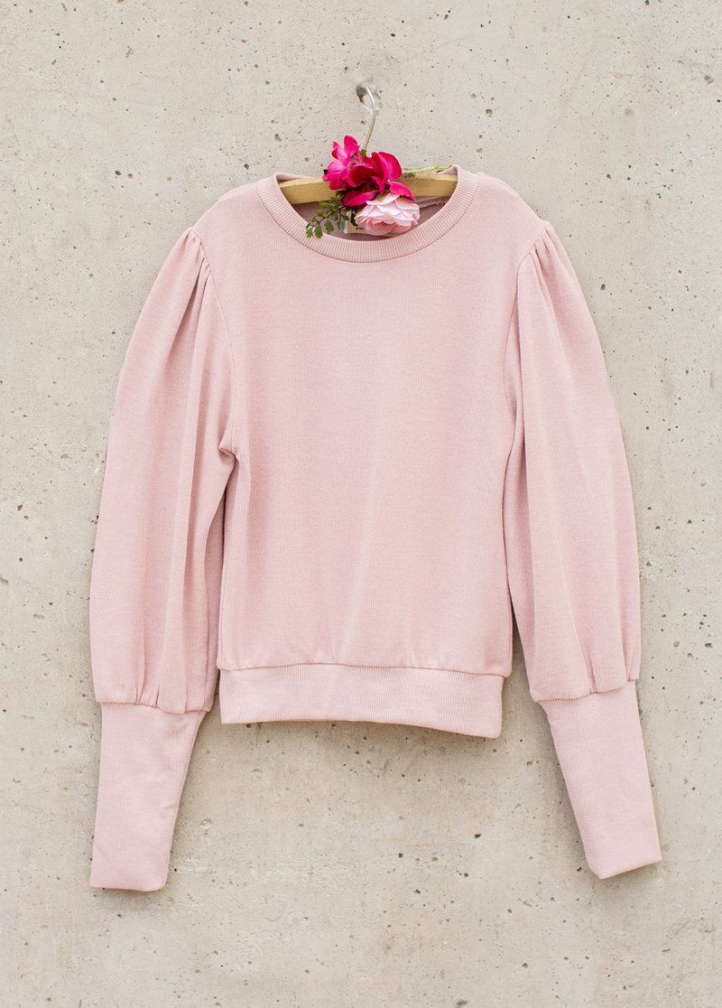 Ashton Top in Rose