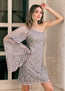 Caterina Dress in Grey