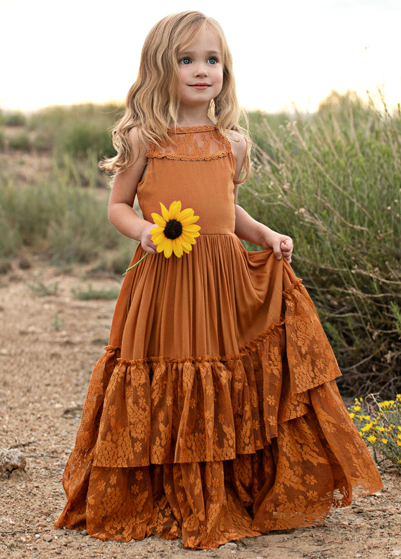 *NEW* Catrin Dress in Marigold
