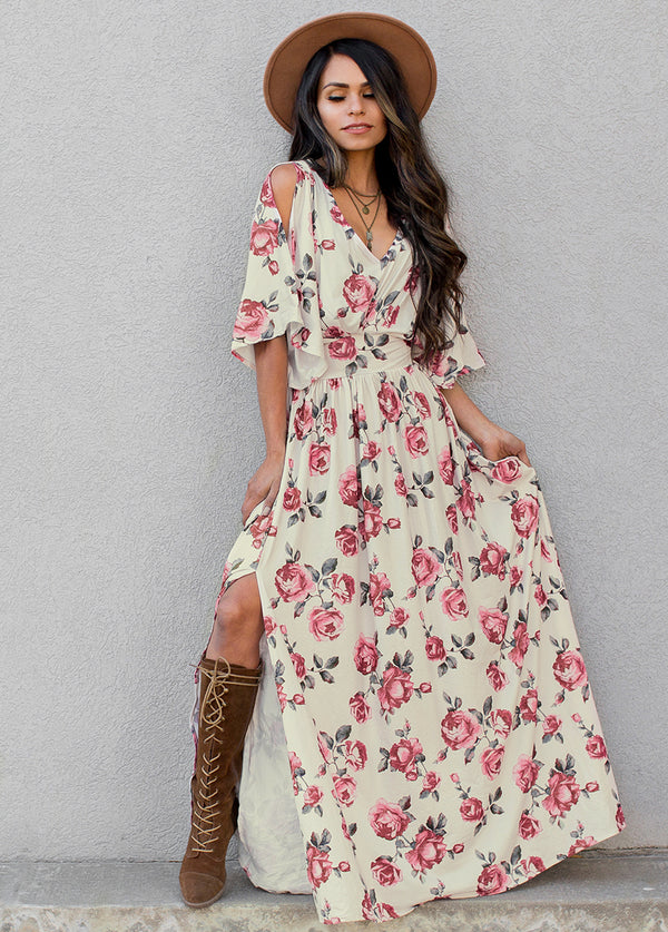 Everleigh Dress in Floral