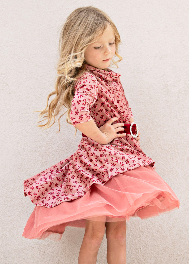 *NEW* Everly Dress in Twiggy Floral