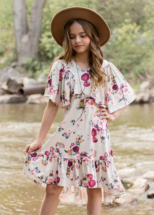 *NEW* Felicity Dress in Floral