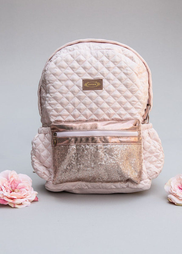 *NEW* Fifi Backpack in Nude Pink