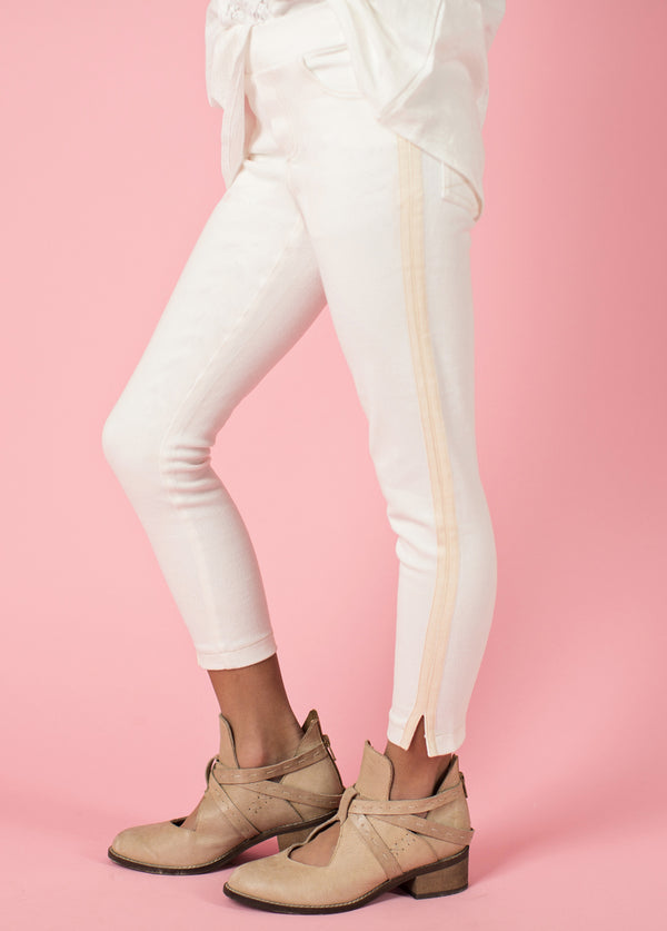*NEW* Fyfe Denim in Eggshell