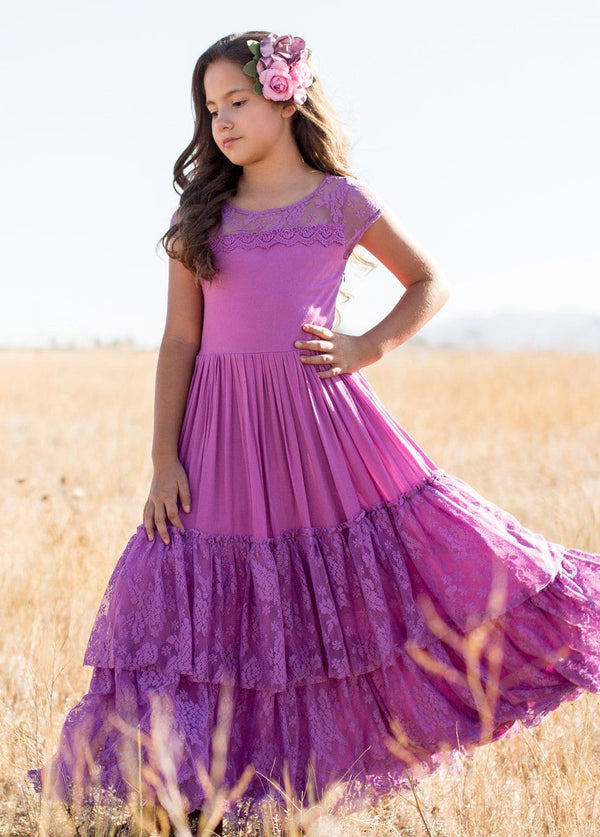 *NEW* Iris Dress in Orchid