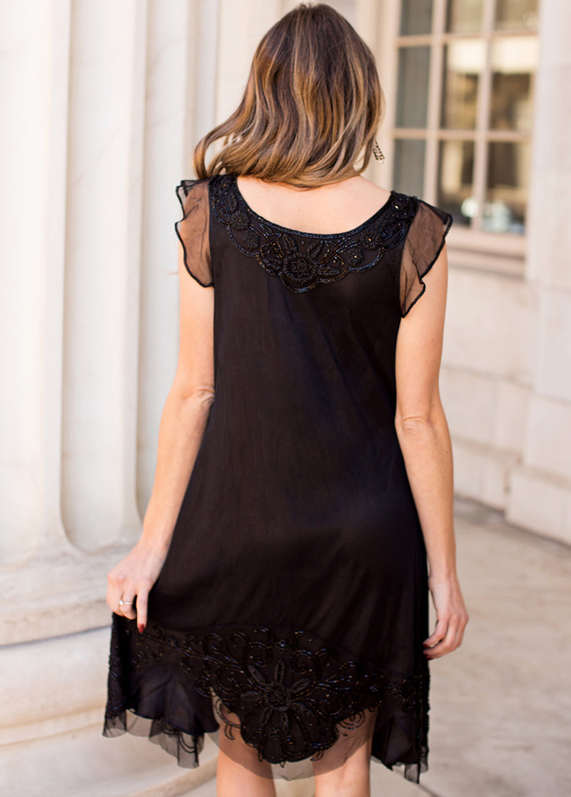*NEW* Jaci Dress in Black