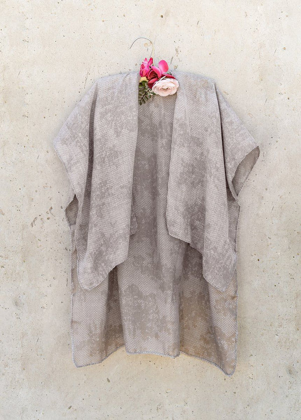 *NEW* Jayne Duster in Beige Floral