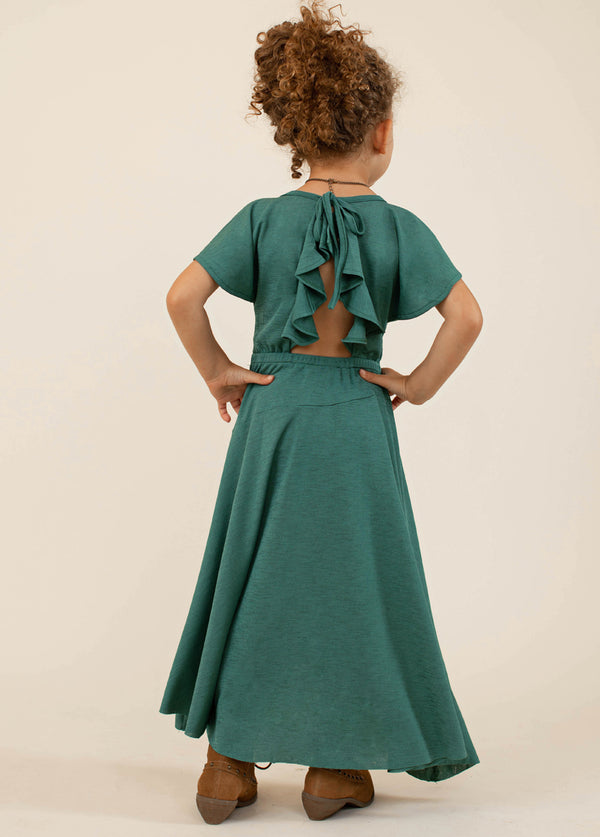 *NEW* Jeselle Dress in Teal