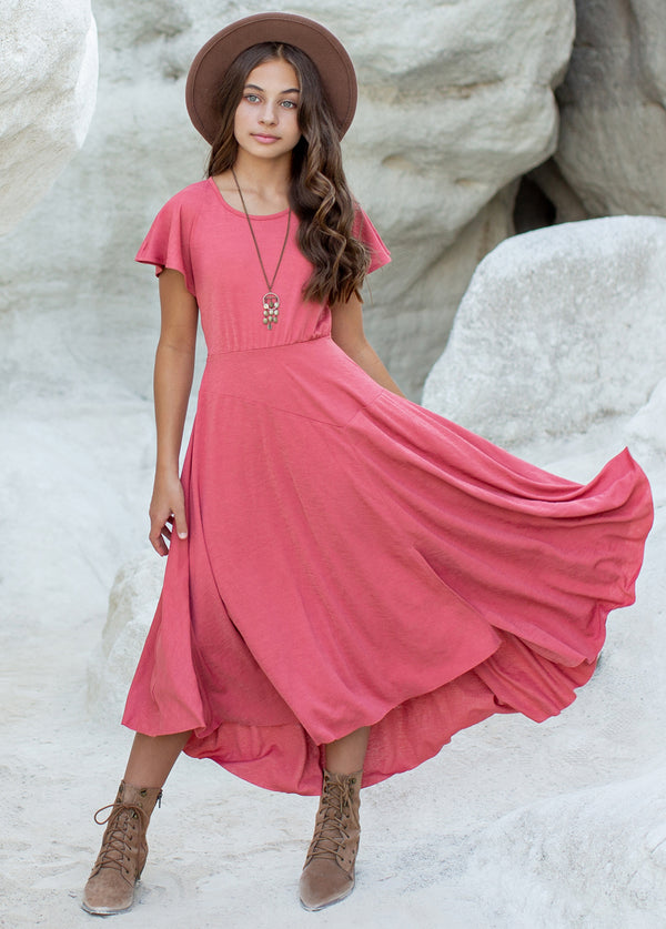 *COMING SOON* Jeselle Dress in Rose
