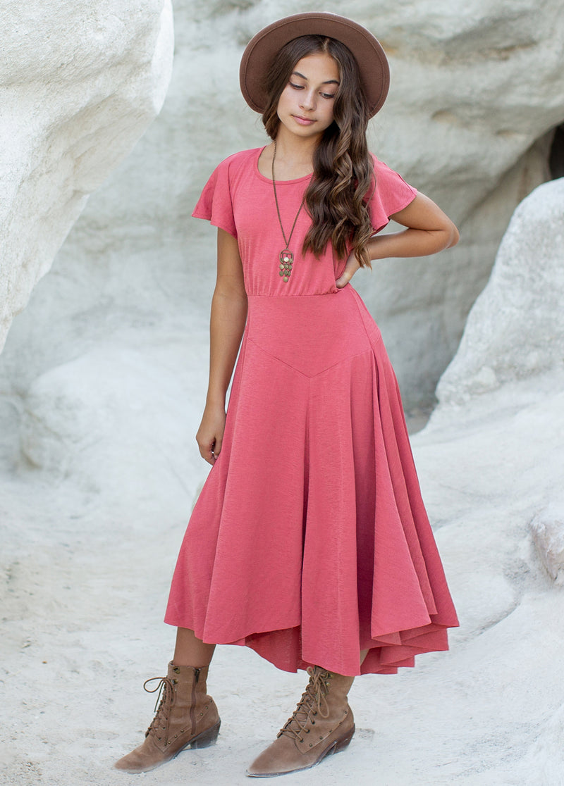 *NEW* Jeselle Dress in Rose