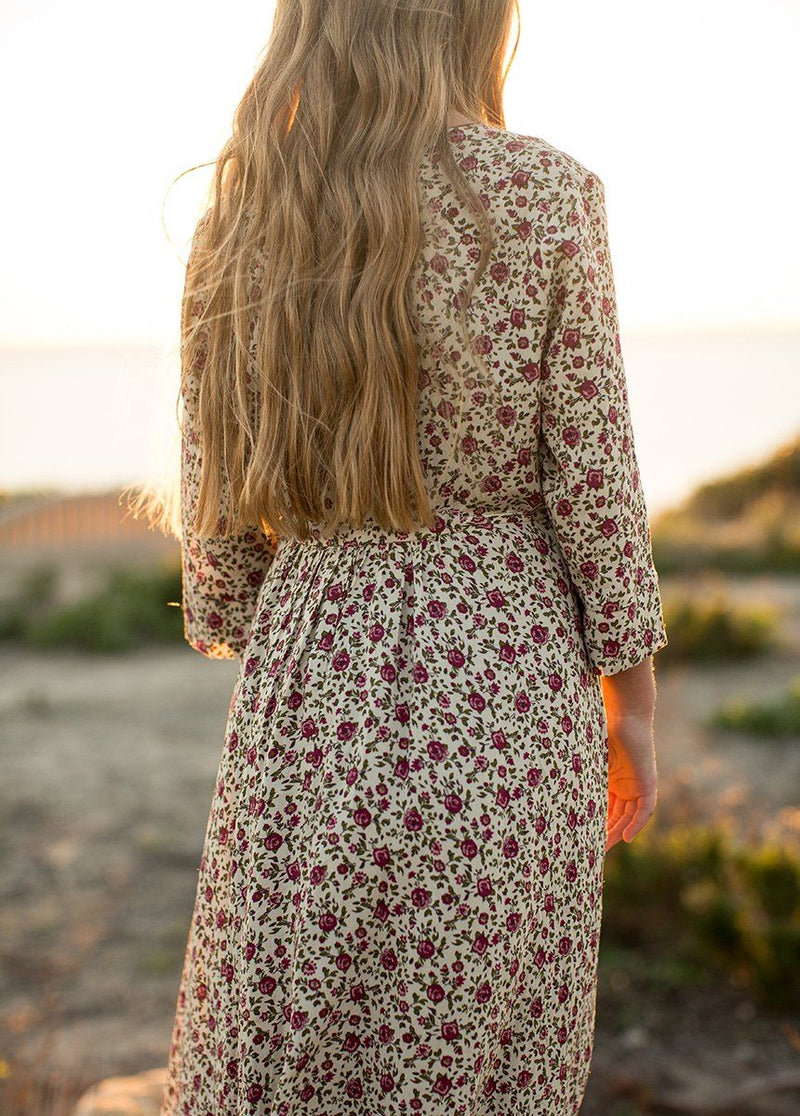 *NEW* Katherine Duster in Moroccan Floral
