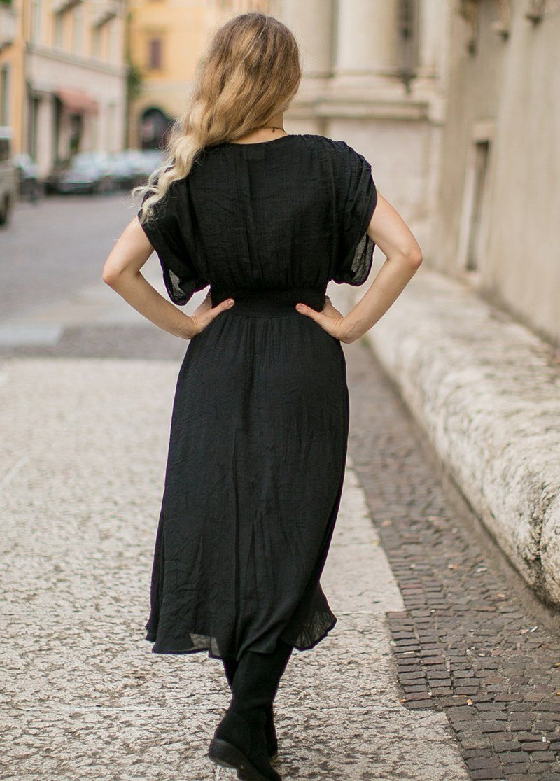 Katia Dress in Black