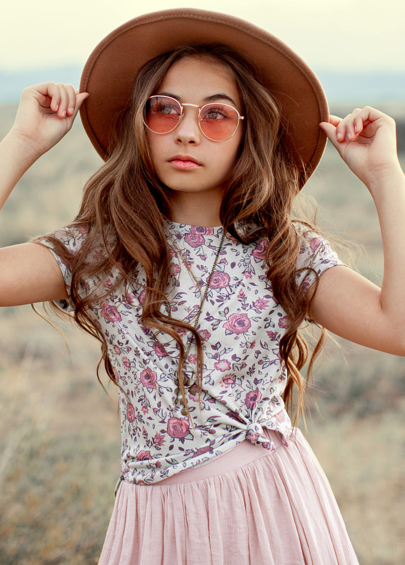 Queenie Sunnies in Blush
