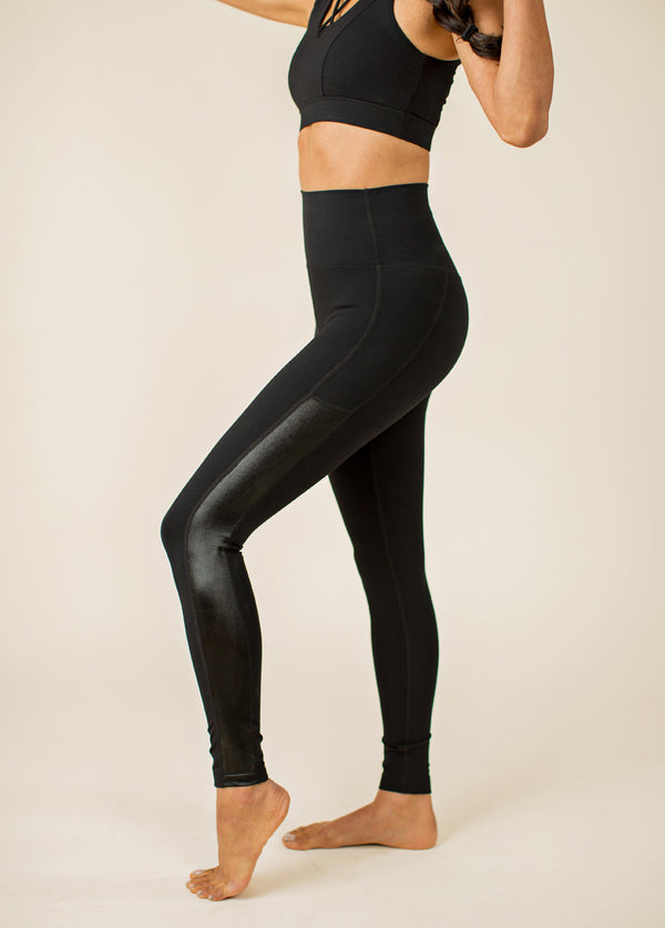 Locklyn Pant in Black