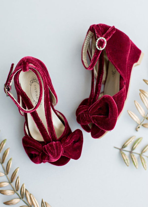 Lucia Heel in Ruby