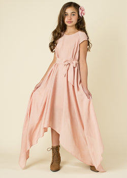 *NEW* Millie Dress in Blush